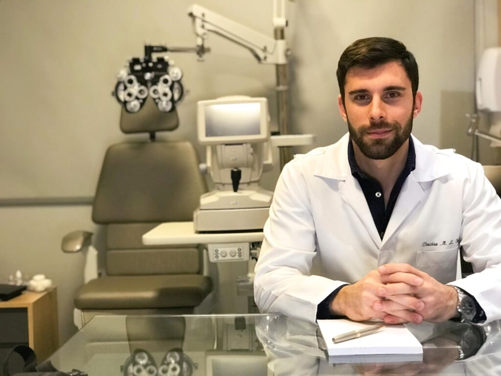Corpo Clínico-Dr Vinicius Mac Cord Lanes Baldino